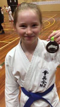 Olivia Karate